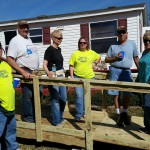 Ramp Build - Chico Tx (Wise County) - March 5, 2016